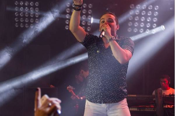 Wesley Safadão fará show na capital em noite de gravação de DVD (Rômulo Juracy/Esp. CB/D.A Press)