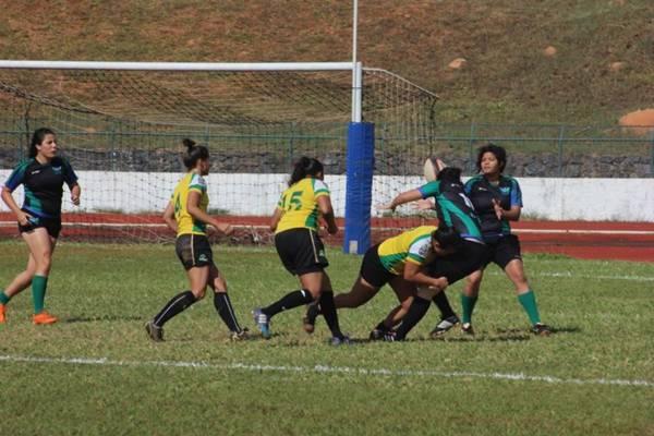 No Brasília Rugby Clube, dentro da UnB, o treino é gratuito  (Brasilia Rugby Clube/Divulgação)