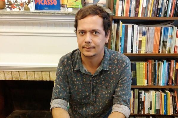 Léo Tavares venceu o concurso Fest POA antes de lançar o livro (Arquivo Pessoal)