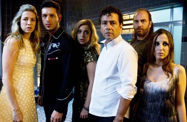 Personagem de Luana Piovani desestabiliza um casamento (Globo Filmes/Divulgação)