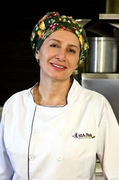 Nilaide Romeiro, do Restaurante do SIA Park Executiv (Arquivo Pessoal)