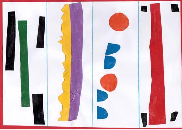 Crianças dão novas cores às obras do mestre (MANUELAALVESCRUVINEL/DIVULGAÇÃO)