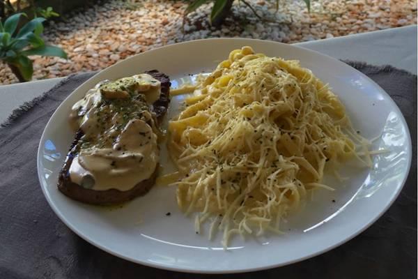 Prato do restaurante Parfait Bistro para o Restaurant Week (Restaurant Week/Divulgação)