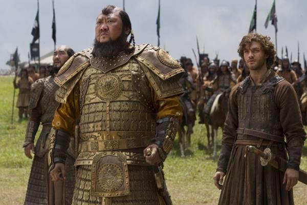 A primeira temporada de Marco Polo está disponível e a segunda, confirmada  (Netflix/Divulgação)