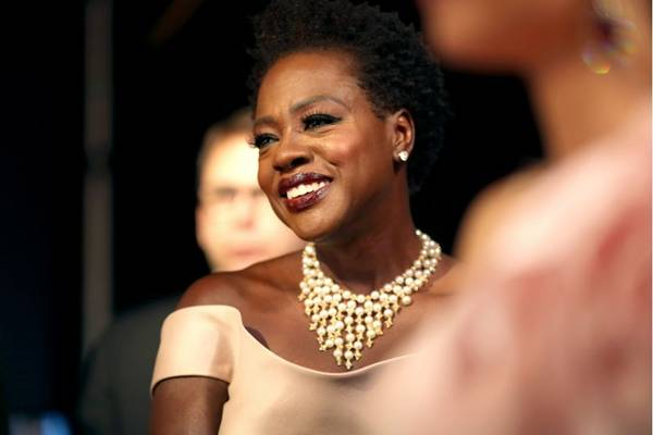 Atriz Viola Davis (Christopher Polk/Getty Images/AFP)
