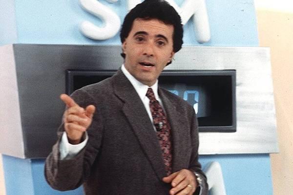 Tony Ramos na apresentação do Você Decide (TV Globo/Reprodução)