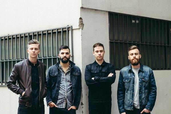 Scalene: banda fará o primeiro show em Brasília após o Superstar (Breno Galtier/Divulgação)