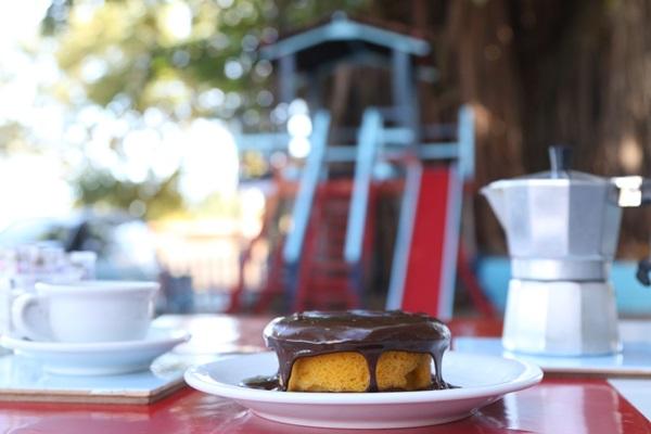 Café Cobogó, localizado na 704/705 Norte (Rodrigo Nunes/Esp. CB/D.A Press)