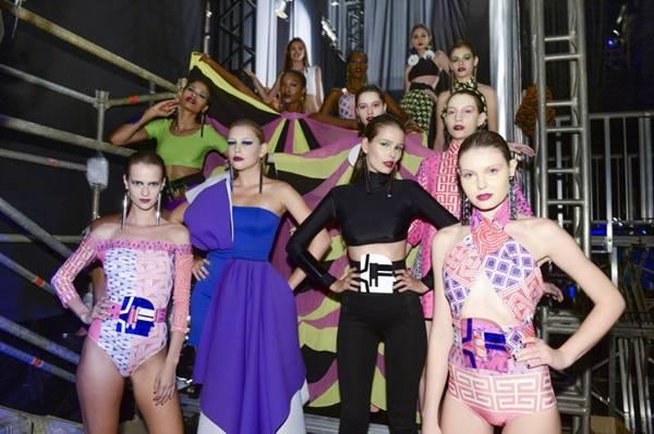 Cenas de bastidores de moda de Verdades secretas conquistaram o brasiliense (Globo/Ze Paulo Cardeal)