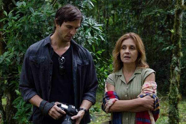 Adriana Esteves e Vladimir Brichta: relações complicadas de um encontro amoroso (Fabio Rebelo/Casa de Cinema POA)