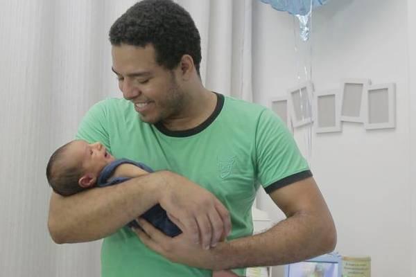 Lágrimas garantidas: oitava temporada de Boas vindas será focada nos pais  (GNT/Divulgação)