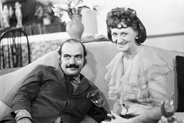 O bem-amado foi a primeira novela de Lima Duarte na Globo (Reprodução/Internet)