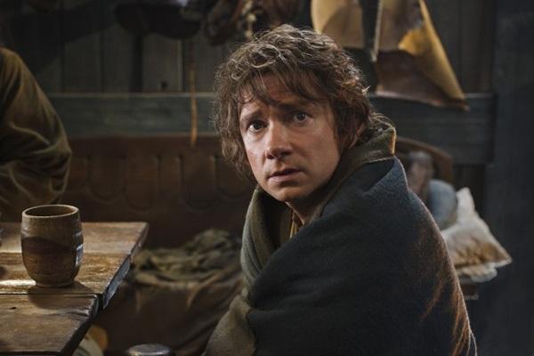 Cena do filme 'O Hobbit: A batalha dos cinco exércitos' (Mark Pokorny/Warner Bros)