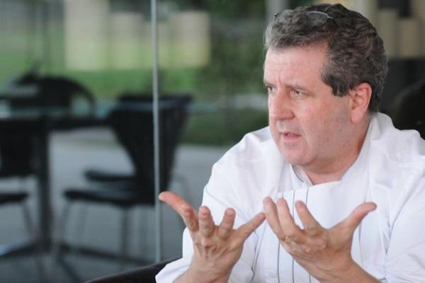 Chef francês Laurent Suaudeau (Adauto Cruz/CB/D.A Press)