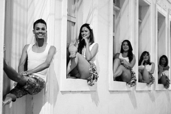 Espetáculo visa estimular a dança como expressão cultural em Planaltina  (Júnior Ribeiro e Gleyce Lima/Divulgação)