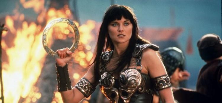 Xena saiu do seriado de Hércules e ganhou programa próprio ( NBC/Reprodução)