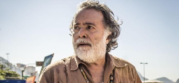 Em mais de 50 anos de carreira, Tony Ramos já viveu mocinhos e vilões (TV Globo/ Alex CArvalho)
