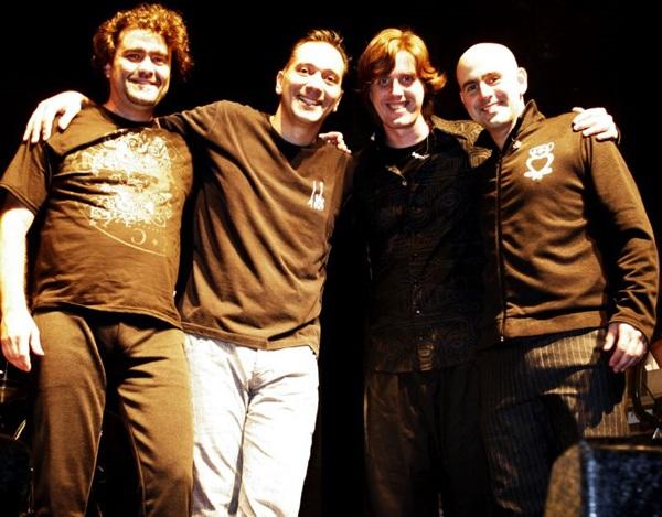 Integrantes da banda Biquini Cavadão (Mendes/Divulgação)