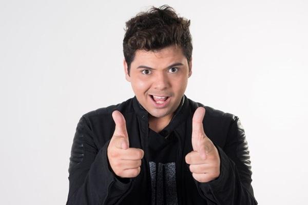 Gustavo Mendes: %u201CEste é o meu espetáculo mais engraçado%u201D (Marina Costa/Divulgação)