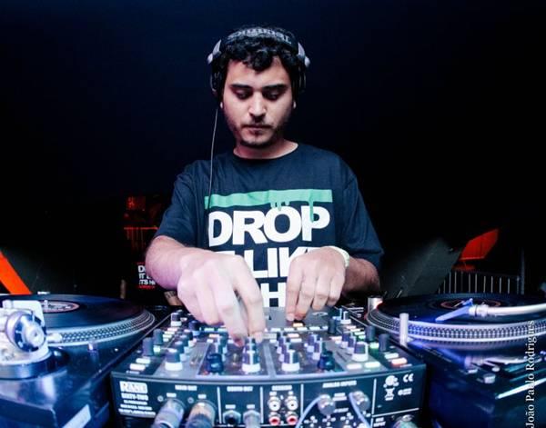 O DJ Hugo Boss é uma das atrações da Festa Batidão  (Arquivo Pessoal )