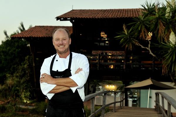 Simon Lau ( chef ) (Antonio Cunha/CB/D.A Press)