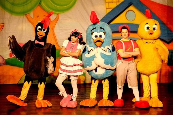 Espetáculo foi assistido por mais de 400 mil pessoas em todo o país ( Deca Produções/Divulgação)