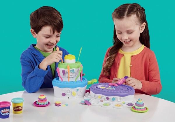 O shopping Iguatemi oferece oficina de Play-Doh (Divulgação )