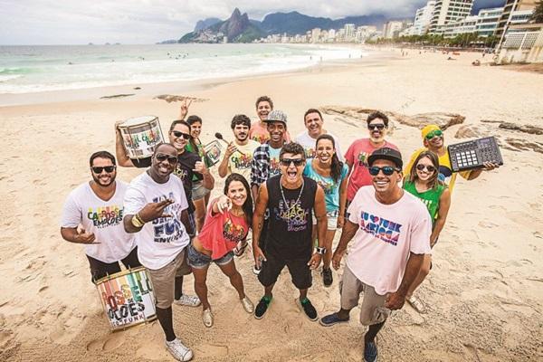Grupo carioca Carrossel de Emoções (Auê Fotoconceito/Divulgação)