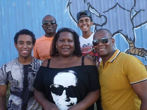 Grupo de samba, Liberdade de sonhar (Arquivo Pessoal)