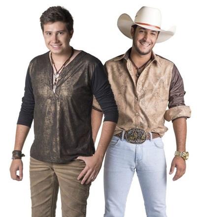 Dupla Bruno & Barretto (Novitacom/Divulgação)