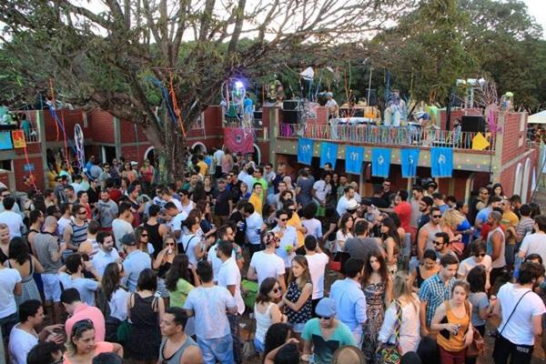 Festa Mimosa no Parque da Cidade em 2014 ( Ana Júlia Melo/Divulgação)
