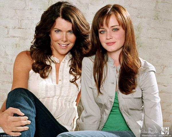Lorelai e Rory Gilmore protagonizarão novos episódios na Netflix  (Warner Channel/ Divulgação)