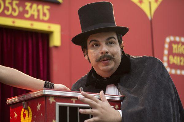 Luis Lobianco interpreta o protagonista em O Grande Gonzalez (Fox/Divulgação)