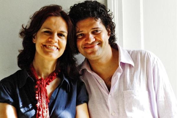 Ana Luiza e Luís Felipe Gama gravarão disco para celebrar 20 anos de parceria (Héctor Veitia/Divulgação)