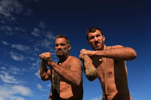 Largados e pelados: a tribo traz participantes de outras edições de volta  (Discovery Brasil/Divulgação)