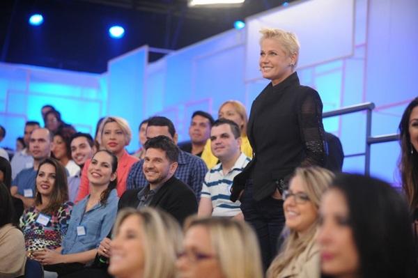 Xuxa chegou a reclamar até do horário do programa  ( Blad Meneghel/Divulgação)