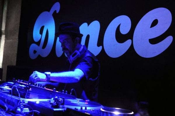 DJ Zegon (Luis Xavier de França/ Esp.CB/ D/D.A Press)