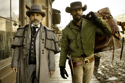 Elenco é um dos destaques de Django livre (Sony Pictures/Divulgação)