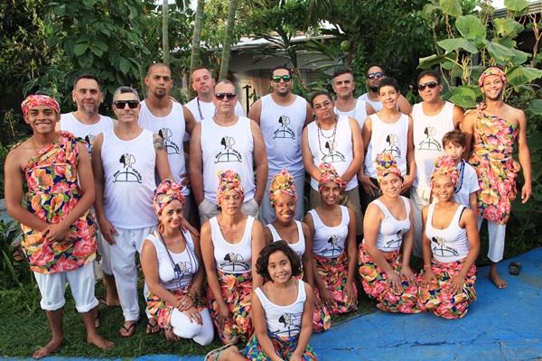 O grupo local  Afoxé Ode Igbo é uma das atrações do festival que movimentará o Paranoá (Divulgação )