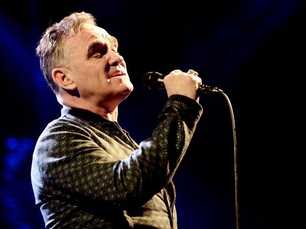 O cantor britânico privilegia canções da carreira solo ( KEVIN WINTER)