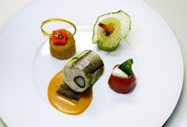 Prato Pescadinha, do chef Bruno Rappel (Objeto Sim/Divulgação)
