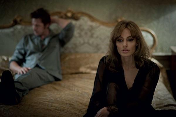 Angelina Jolie tem jornada dupla: é atriz e diretora do filme (Universal/Divulgação)