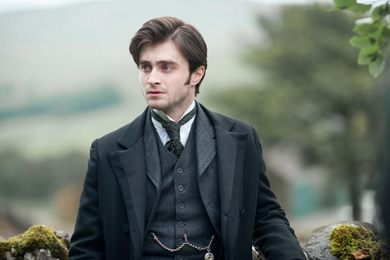 No longa, A mulher de preto, Radcliffe explorou seu lado dramático  (Paris Filmes/Divulgação)