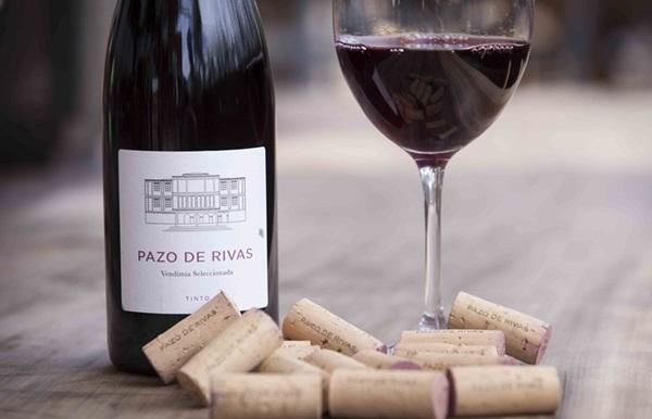 Vinho Pazo de Rivas (Objetiva/Divulgação)