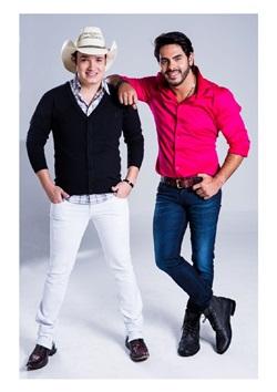 Dupla Israel & Rodolfo (Mauricio Antonio/ Divulgação)