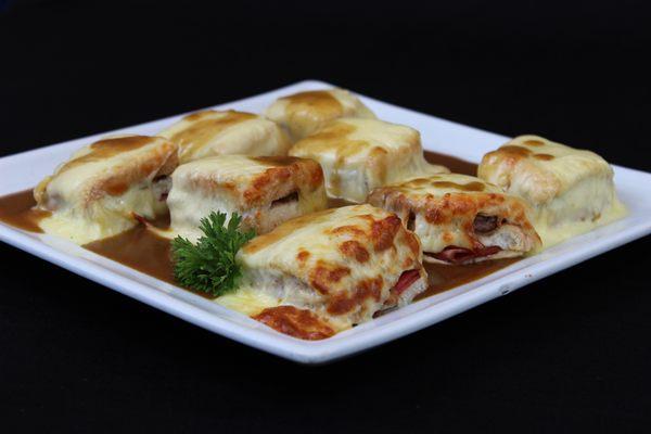 (Geni, prato do elaborado pelo Chef Rodrigo Almeida)