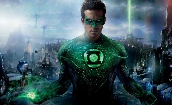 O piloto de testes de avião Hal Jordan é escolhido para se tornar o Lanterna verde (Warner Bros/Divulgação)