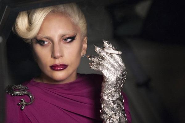Ao falar sobre as críticas da atuação, Gaga comentou, 'O que eu queria era ser levada a sério como atriz. Desde que eu tenho 11 anos estudei interpretação' (SuzanneTenner/FX)