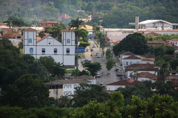 Pirenópolis (Edy Amaro/Esp. CB/D.A Press)