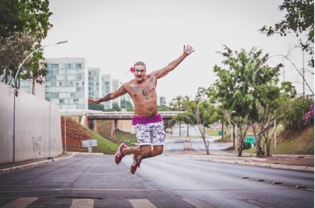 DJ Emídio, do Bloco do Amor (Retratos baratos/ divulgação)